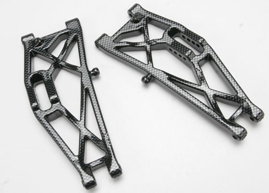 Suspension arms, rear (left & right), Exo-Carbon finish (Jato)