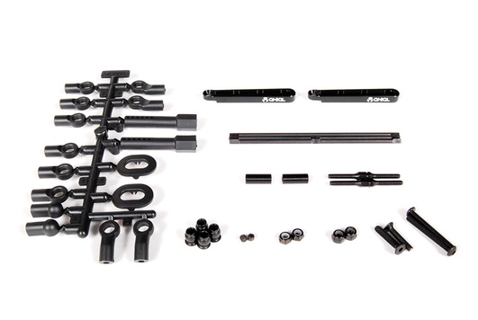 Sway Bar Kit Front (Soft, Medium, Firm)