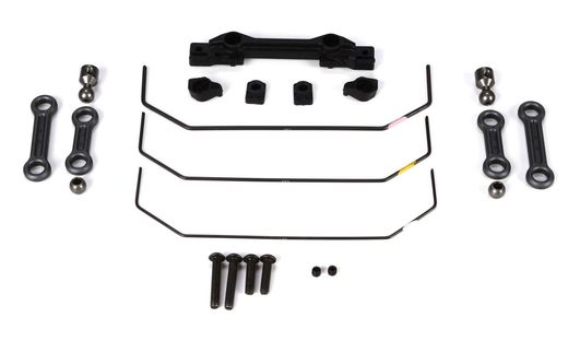 Sway Bar Kit, Rear: 22SCT