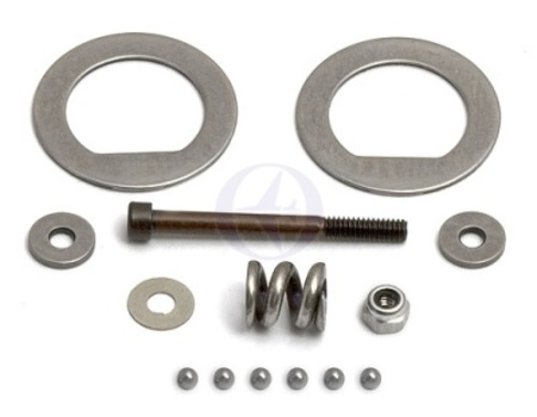 TC5 Kunststoffdifferential Rebuild Kit