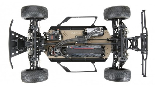 TEN SCTE 3.0 RACE KIT: 1/10 4WD SCT