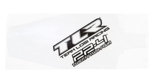 TLR 22-4 Chassis Protective Tape Precut (2)