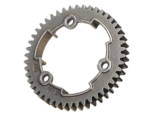 TRAXXAS Spur gear, 46-tooth, steel (1.0 metric pitch)