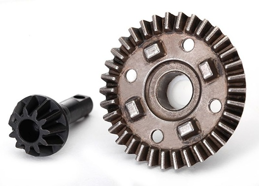 TRAXXAS TRX-4 Ring gear Differential, Pinion gear Differential