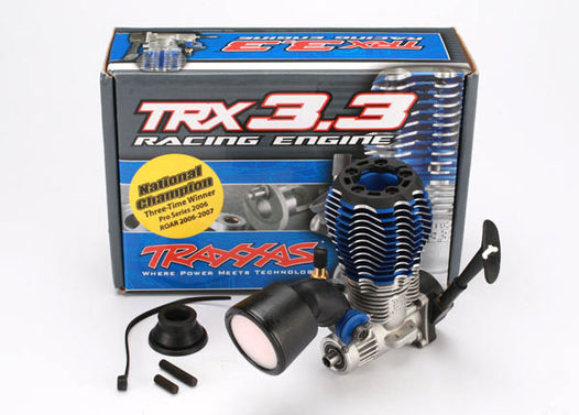 TRX 3.3 ENGINE MULTI SHAFT W/