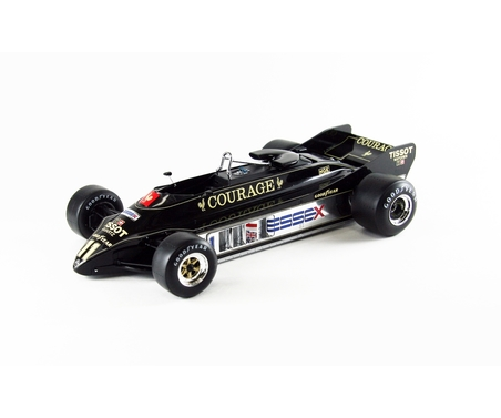 Tamiya 1:20 Team Lotus Type 88B 1981 Courage