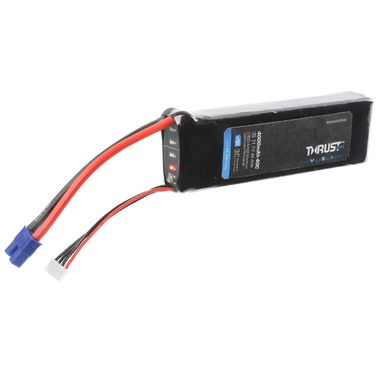 Thrust VSI 11.1V 4000mAh 3S 40C LiPo Battery