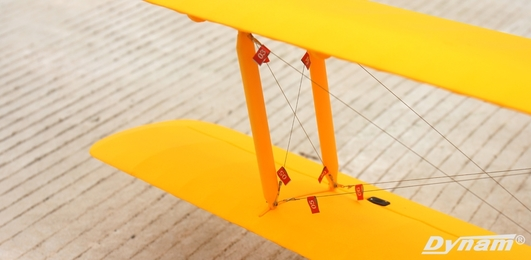 Tiger Moth 1270 mm ARTF - Dynam RC
