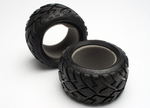 Tires, Anaconda 2.8  (2)/ foam inserts (2)