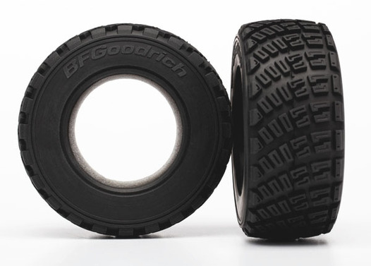 Tires, BFGoodrich Rally, gravel pattern, S1 compound (2)/ foam inserts (2)