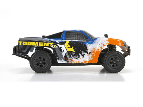 Torment 1:24 4wd SCT:Blk/Red RTR