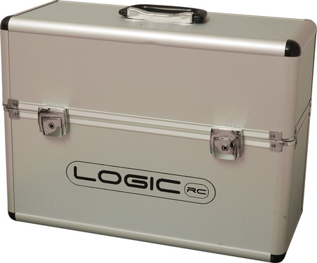 Transmitter case Alu Logic RC 440x190x325 mm