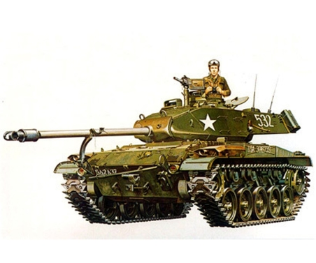 US Panzer M41 Walker Bulldog (3) 1:35