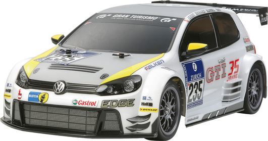 Volkswagen Golf 24 TT-01E 1:10 4WD Kit