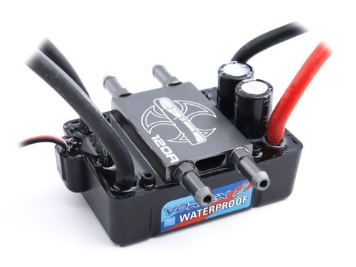 Vortex Marine WP Brushless ESC (120A, 2-6S)