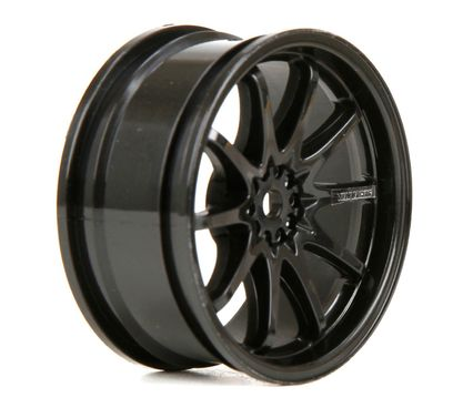 Wheel FR Volk Racing CE28N 54x26mm Black (2)