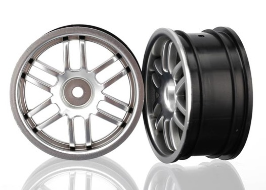 Wheels, Rally (satin chrome) (2)