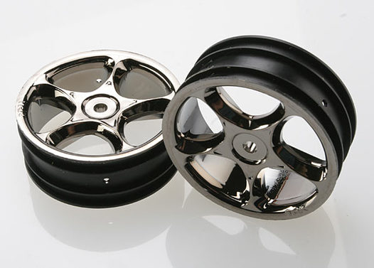 Wheels, Tracer 2.2  (black chrome) (2) (Bandit front)