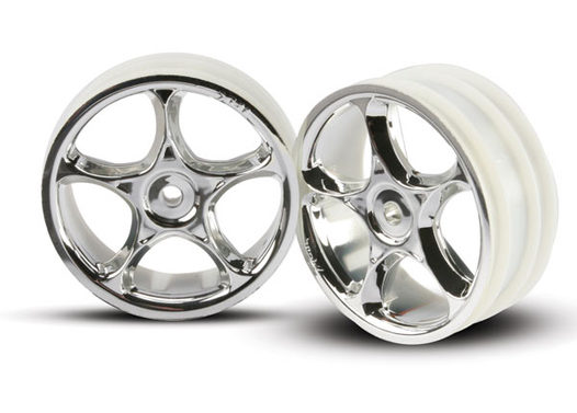 Wheels, Tracer 2.2  (chrome) (2) (Bandit front)