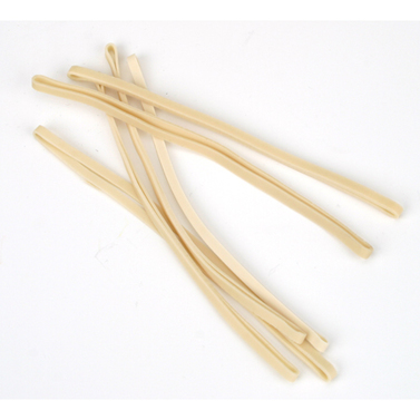 White rubber bands 6 pcs. Super Cub