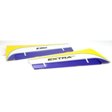Wing Set with Ailerons: Extra 260 480