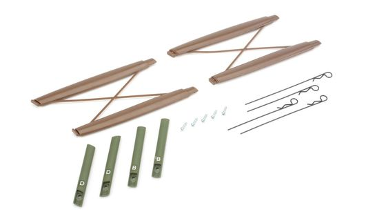 Wing Strut Set: SE5a