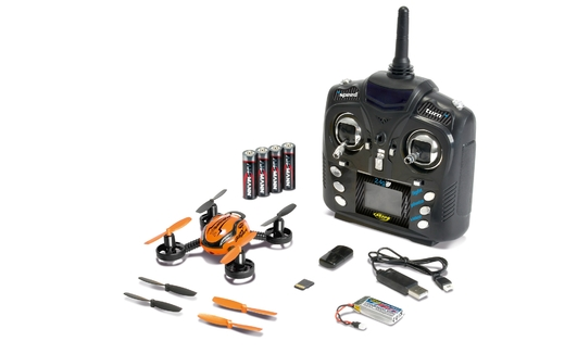 X4 Quadcopter Spy Sport 100% RTF