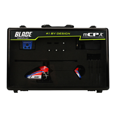mCPX carry case with display window for Blade