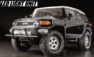 1:10 RC Toyota FJ Cruiser Black Special (Painted Body) CC-01