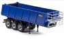 3-axle dumper semi-trailer
