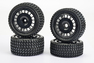 All Terrain 2WD Reifen-Set (4)