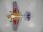 Edge 540 Red Bull 1200 mm ARF Flitework