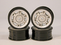Felgen Set Fiat 124 Abarth 4St