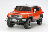 1:10 RC Toyota FJ Cruiser Orange (CC-01)