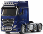 1:14 RC MB Actros 3363 Pearl Blue vorlackiert