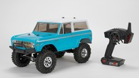 1972 Ford Bronco 4x4 Ascender 1:10 RTR INT