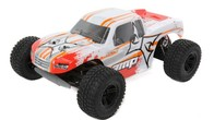 AMP MT 1:10 2WD Monster Truck: Black/Green RTR INT