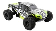 AMP MT 1:10 2WD Monster Truck:White/Orange RTR INT