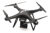 B-WARE* Gravit GPS Vision 2.4GHz Quadrocopter mit Full-HD WiFi Action-Cam