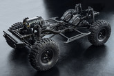 CFX-W 1/8 4WD High Performance Off-Road Car KIT