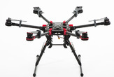 DJI S900 Spreading Wings Hexacopter