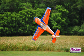 "Edge 540-74"" Orange/Blau - Verbrenner Version"