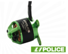 Electric Engine LiPolice LP-1709/9T-1580KV