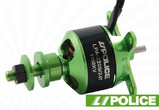 Electric Engine LiPolice LP-2209/24T-1180KV