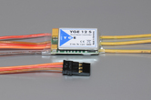 Electric speed controller YGE 12 S