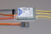 Electric speed controller YGE 18