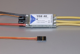 Electric speed controller YGE 40