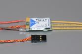 Electric speed controller YGE 8 S