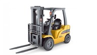 Gabelstapler 1:10 Metall Fork Lift 2.4GHz