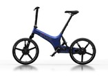 Gocycle G3R e-Bike (Elektrofahrrad)- Base Pack, electric blue